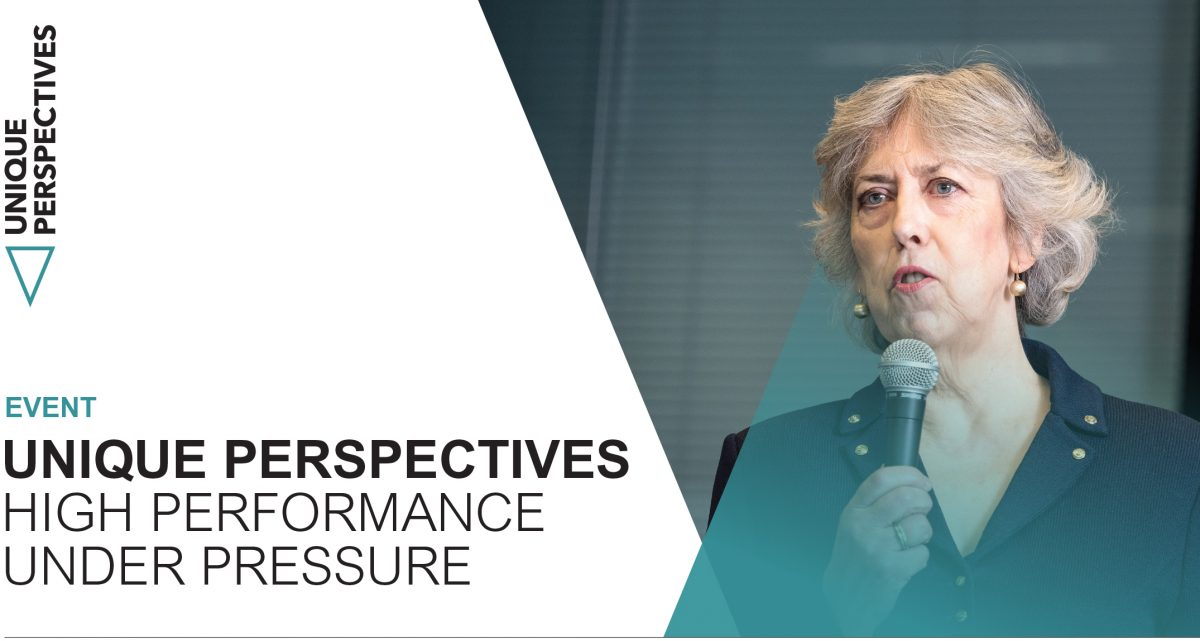 Unique Perspective – High performance under pressure