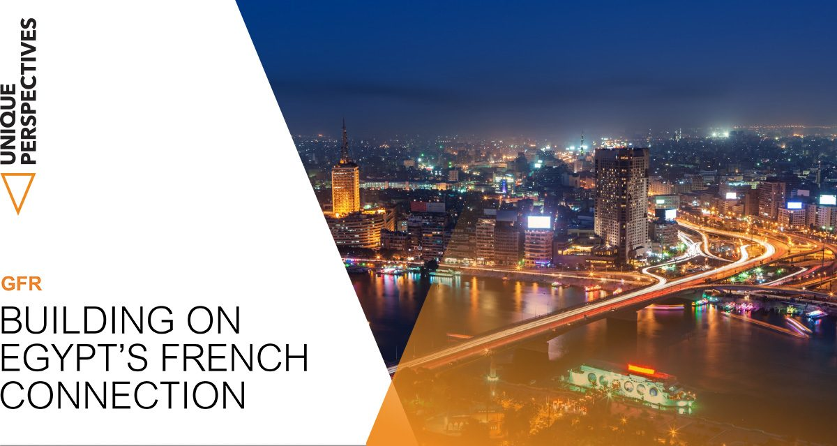 Building on Egypt's French connection